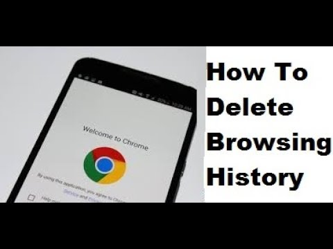 How To Clear/Delete Browsing History in Chrome [Android]