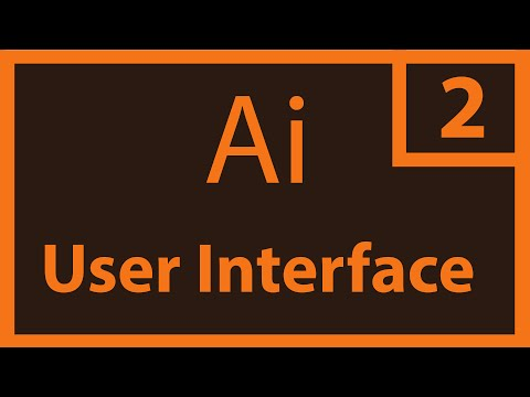 Adobe Illustrator CC -  How the User Interface Works│Ep.1
