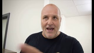 JOHN FURY SAYS DEONTAY WILDER WILL COWARD OUT OF TYSON FURY FIGHT!!