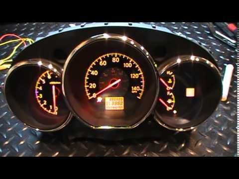 2005 2006 Nissan Altima Cluster Fuel Gauge Problem Information