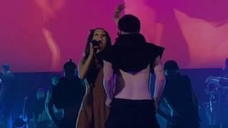 Into You - Ariana Grande Dangerous Woman Tour Mexico 2017 13 julio (palacio de los deportes)