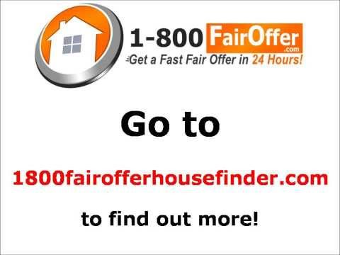 House Hunter Needed Contra Costa County CA | 1800FairOfferHouseFinder.com