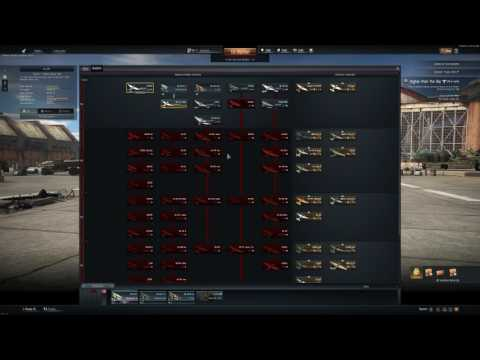 War Thunder Best Country for Beginngers Planes