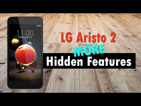 MORE Hidden Features of the LG Aristo 2 You Don't Know About