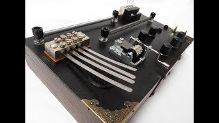RC CIRCUIT BENT /'EXTRATERRESTRIAL/' ECHO FEEDBACK SOUNDSCAPE NOISE DRONE SYNTH