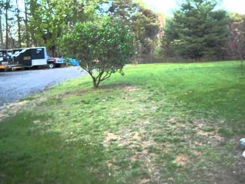homemade lawnmower go-kart