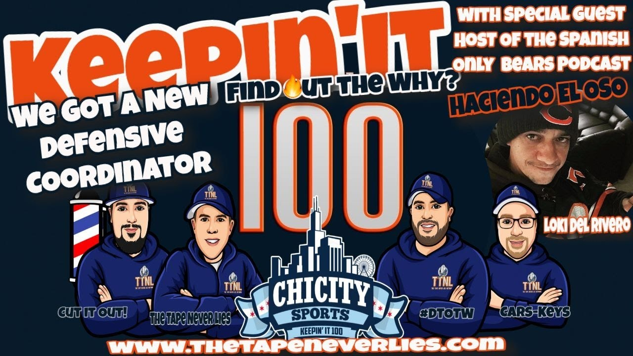 Keepin It 100 - New D-Coordinator, Familiar Scheme