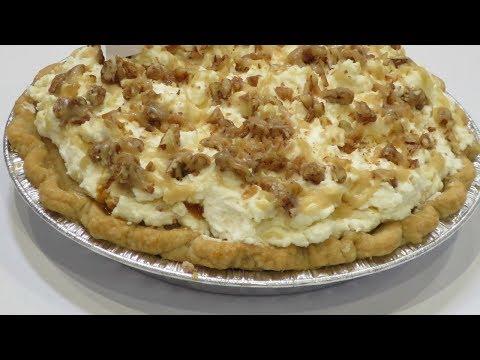 Deep Butterscotch Pie