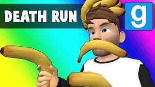 Gmod Death Run Funny Moments - Super Monkey Ball Map! (Garry
