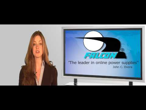 Why Choose Falcon Electric For Your On-line Power Solutions