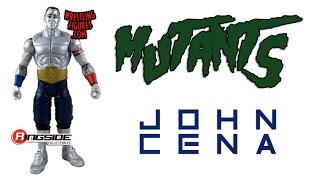 WWE FIGURE INSIDER: John Cena - WWE Mutants WWE Toy Wrestling Action Figure!
