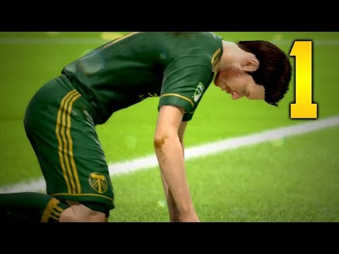 FIFA 18: Career Mode Gameplay Walkthrough - Part 1