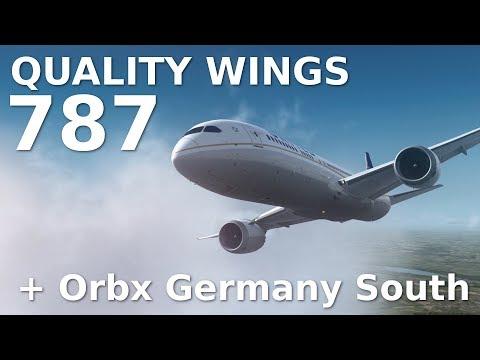 Qw 787 Liveries