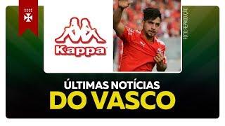 FINALMENTE VASCO ACERTA COM NOVO CAMISA 10 E KAPPA É ANUNCIADA | Últimas Notícias do Vasco da Gama