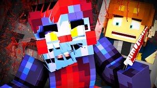 FNAF Sister Location - SECRET ESCAPE PLAN! (Minecraft FNAF Roleplay) S2 Night 2