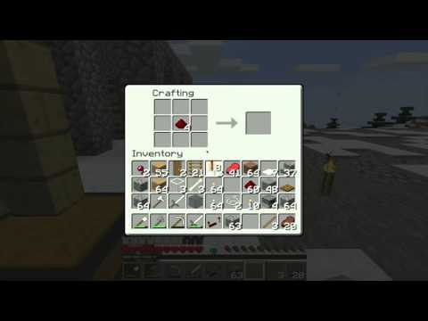 Let's Play Minecraft S2 Part 5 - XP Farm Conversion + Tony