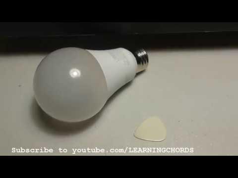 LIGHTING FOR YOUTUBE VIDEO CREATORS DIY EXPERIMENT