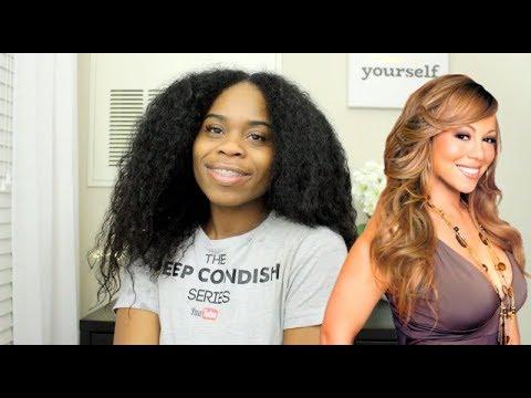 THE DEEP CONDISH! Rihanna's STUNNA lip paint, Mariah Carey gets GASTRIC BYPASS surgery?