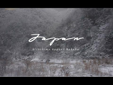 Travel Diary: Japan // Hiroshima, Nagano, Hakuba (2016)