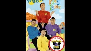 Opening to The Wiggles: Wiggly Play Time 2001 VHS