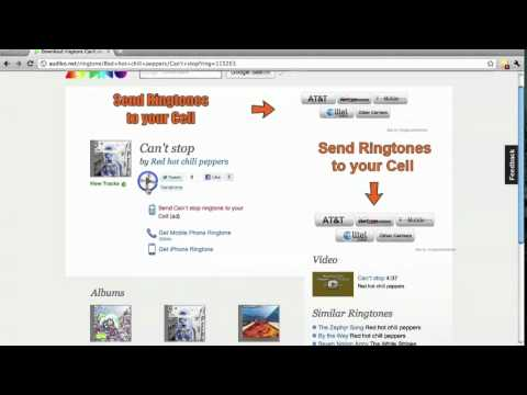 Download FREE RINGTONES for android iPhone