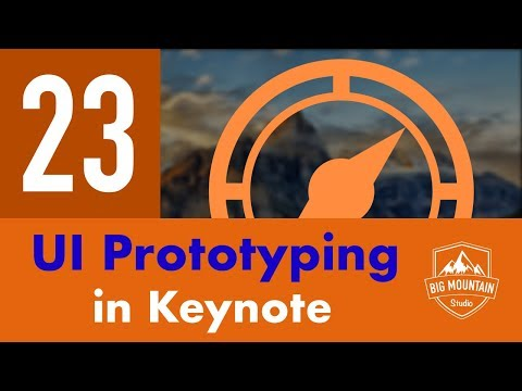 Mobile UI Prototyping in Keynote - Part 23 - Itinerary App (iOS, Xcode 10, Swift 4)