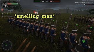 Holdfast Nations at War shows the brutal reality of 19th century musket warfare...