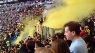 Heftiges Derby - Schalke 04 - Borussia Dortmund