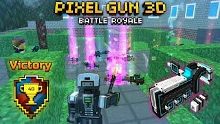 MOTORCYCLE PHOENIX & BARBARIAN AVATAR *SUPER WIN* Pixel Gun 3D