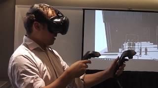 Talking Set Design in VR