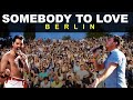 Queen Somebody To Love Cover By Youri Menna Mauerpark Berlin