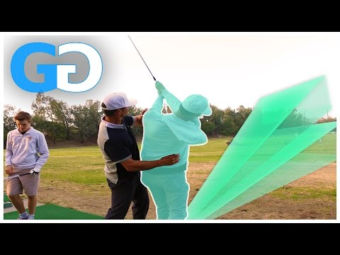 Golf Tips: PROPER GOLF POSTURE and ROTATION in the GOLF SWING part 1