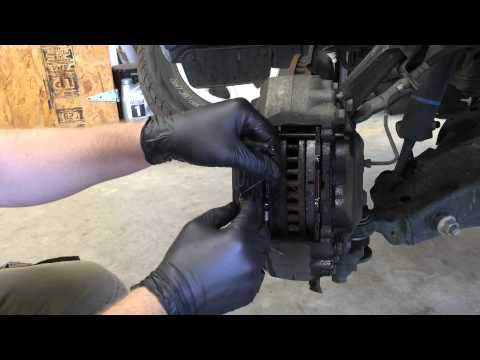 Toyota Tundra Front Brakes