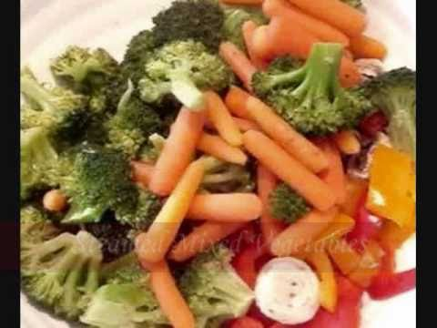 Steamed Mixed Vegetables Recipe