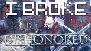 gifts of the outsider dishonored in skyrim music jinni