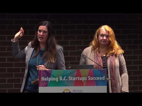 B.C. Startup in Residence: Demo Day -  Big Bang  - 4 of 7