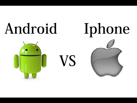 Android Vs Iphone   Which one to Buy ?