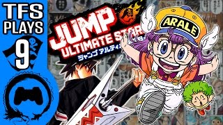Jump Ultimate Stars Part 9 - TFS Plays
