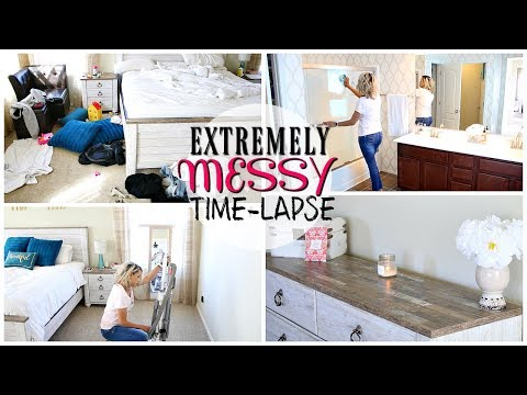 EXTREME CLEAN WITH ME 2018 | CLEANING MOTIVATION