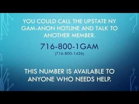 Gambling Addiction: Gam-Anon Helps Friends & Families of Compulsive Gamblers-- UpstateNYGam