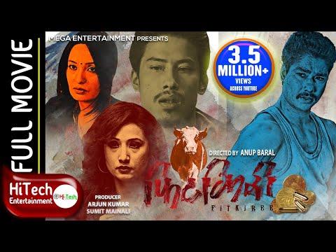 FITKIREE    Nepali Full Movie    Saugat Mall    Diya Maskey