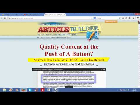 How To Make Money Writing Articles Online