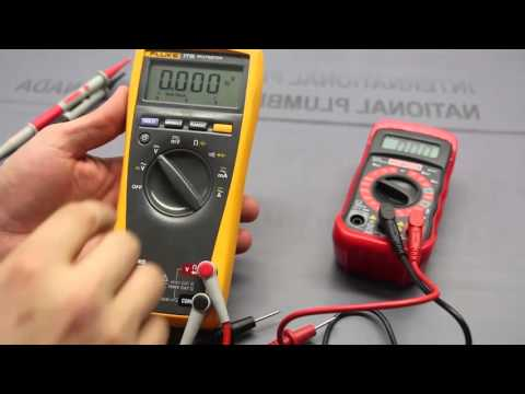 The Best Multimeter Tutorial in The World (How to use & Experiments)