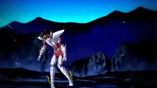Seiya vs Radamanthys - Cena F*da!!!