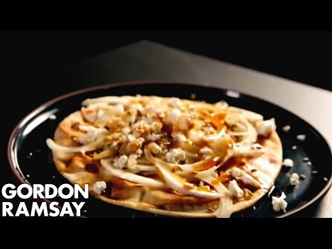 Flatbreads with Fennel & Feta | Gordon Ramsay