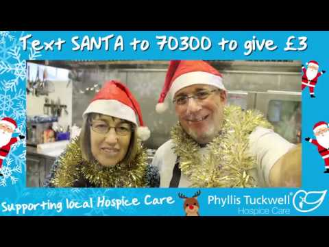 Xxx Mp4 Phyllis Tuckwell 39 S Santa Selfie Cook Team At PTHC 3gp Sex
