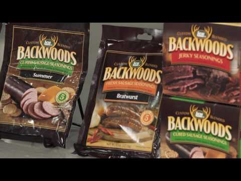 Backwoods Seasonings by LEM