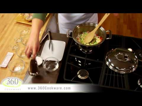 Baked Chicken | Stovetop Baking in 360 Cookware