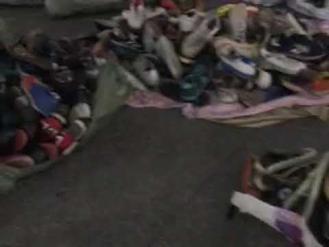 Gently used baby clothes used shoes