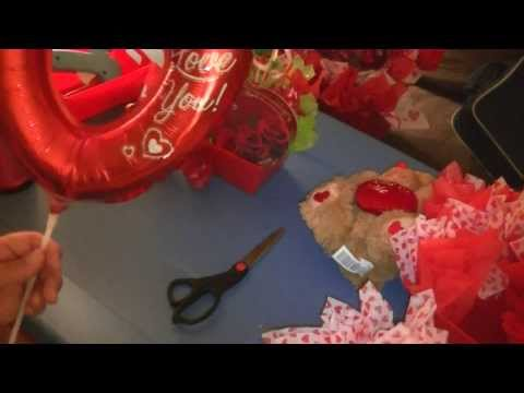 Balloon Prep For Bouquets Or Baskets - Video 3 in Series of 4